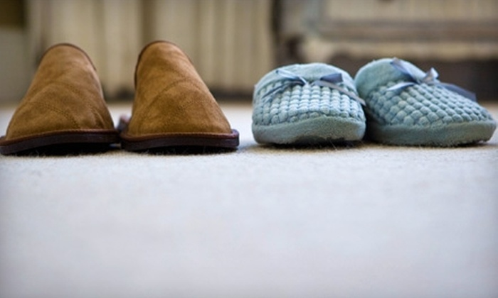 Paradise Carpet Cleaning - Mission Viejo: $65 for a Two-Room Carpet Cleaning from Paradise Carpet Cleaning ($200 Value)