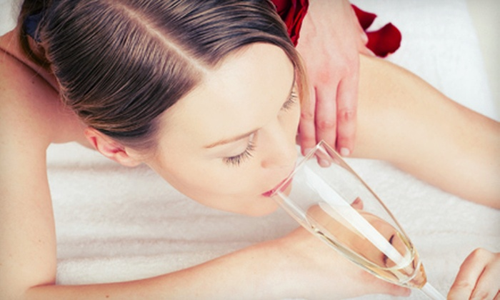 Paris Salon & Spa  - Downtown San Rafael: $79 for a Two-Hour Spa Package with Facial, Massage, Foot-Reflexology Treatment and Drink at Paris Salon & Spa in San Rafael ($185 Value)