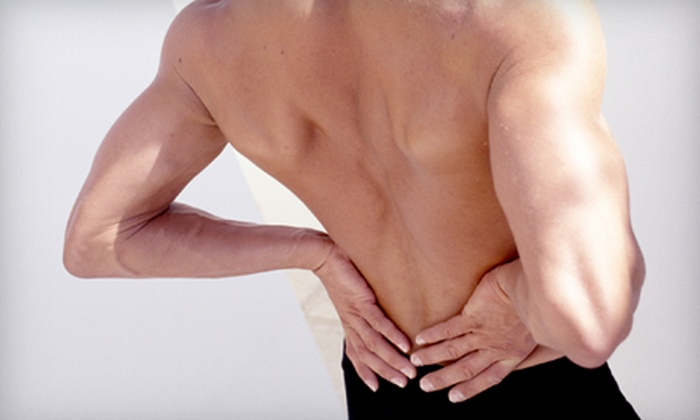 null - Lenoir City: $40 for a Wellness Package at Lenoir City Chiropractic (Up to $295 Value)
