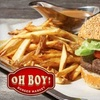 $10 for Burgers at Oh Boy