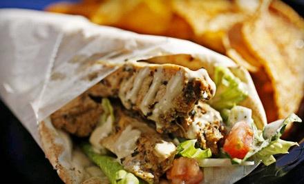$20 Groupon to Blu Fig Mediterranean Kitchen - Blu Fig Mediterranean Kitchen in Nashville