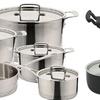 Magefesa 7- or 9-Piece Cookware Set