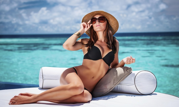 Fresh Look Designs Tanning & Gifts - Topsfield: One Tanning Session with Purchase of 5 Session Tanning Package at Fresh Look Designs Tanning & Gifts
