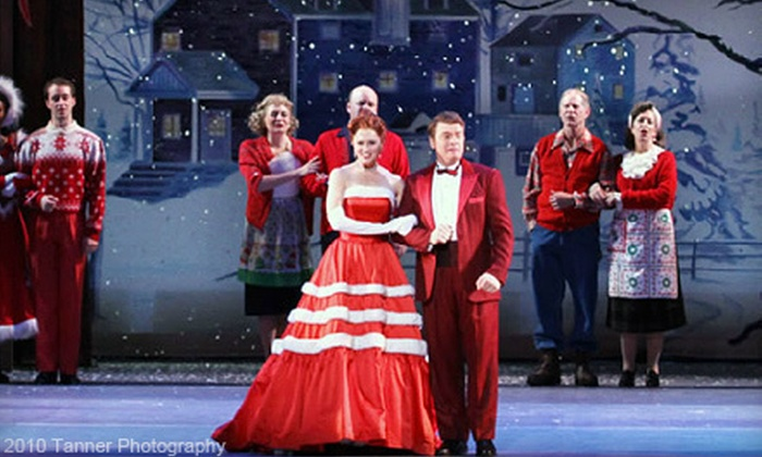 """White Christmas"" - Olmstead Performance Arts: Performance of ""White Christmas"" for Two or Four at Olmsted Performing Arts (Up to 60% Off). Seven Shows Available."