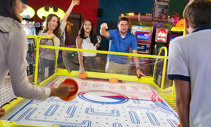 Austin's Park 'n Pizza - Austin's Park 'N Pizza: One Hour of Bowling, Unlimited Laser Tag and Rock Climbing, and Arcade Credit at Austin's Park (Up to 67% Off)