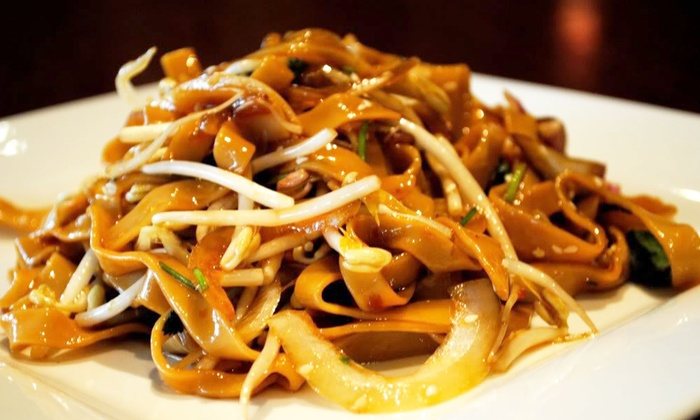 Andy Nguyen's Vegetarian Restaurant - Curtis Park: Vegetarian Cuisine at Andy Nguyen's Vegetarian Restaurant (Up to 50% Off). Two Options Available.