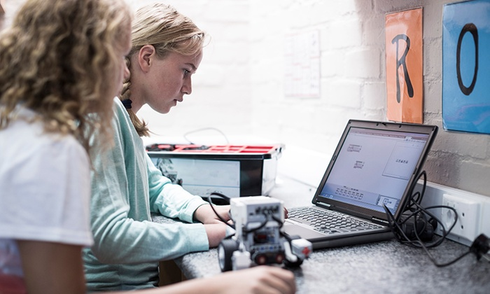Robolink - Multiple Locations: $149 for a Four-Week Kids' Introduction to Robotics Class with Beginner Kit at Robolink ($300 Value)