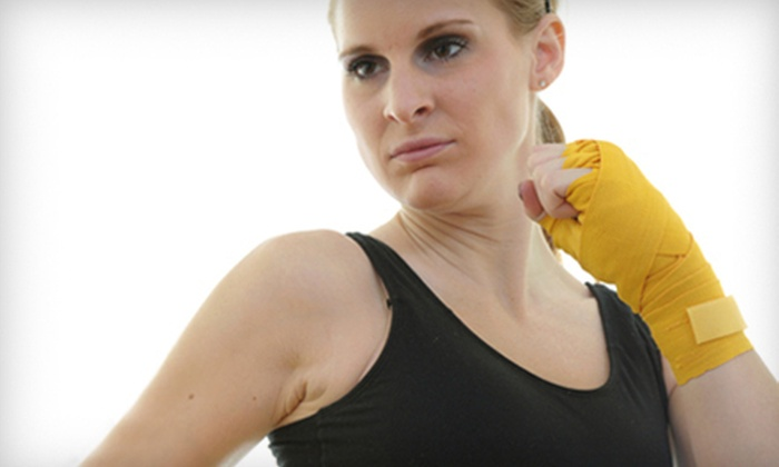 Krav Maga Plano - Plano: Three-Hour Women's Self-Defense Seminar and Training Session for One or Two at Krav Maga Plano (Up to 66% Off)