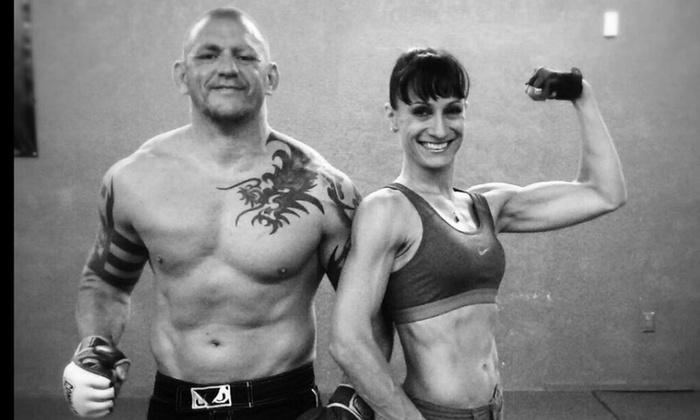 Cross Combat - North Miami Beach: $18 for Fitness and MMA Classes at Cross Combat