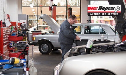 Major Car Service with $10 Coles Fuel Card: One ($39) or Two Cars ($69) at Car Care Evolution (Up to $480 Value)
