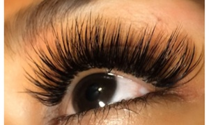 The Cleveland Lash Studio: Makeup Lesson and Application from The Cleveland Lash Studio (45% Off)