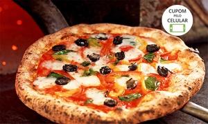 Churrascaria Pavan – Belém: Churrascaria Pavan– Parque Verde: 1 ou 2 pizzas grandes