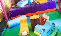 Soft Play and Drink for Up to Four Children at Playdays (Up to 50% Off)