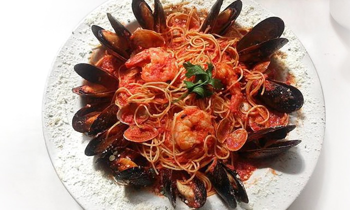Danny's - Melrose Park: Italian Cuisine and Drinks for Two or Four at Danny's (Up to 50% Off)