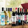 83% Off 15 Bottles of Premium International Wine