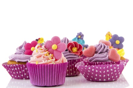 Two Dozen Assorted Mini Cupcakes at Good Times Kakes &Katering (40% Off)