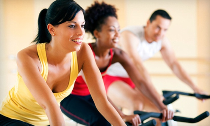 Chesapeake Health and Fitness Club - Deale: Three- or Six-Month Membership with or without Massages at Chesapeake Health and Fitness Club (Up to 85% Off)