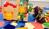 Up to 54% Off at Indoor Playground