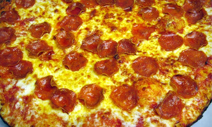 Pizza Del Aureo's - East Aurora: $10 for $20 Worth of Pizza and Wings at Pizza Del Aureo's in East Aurora