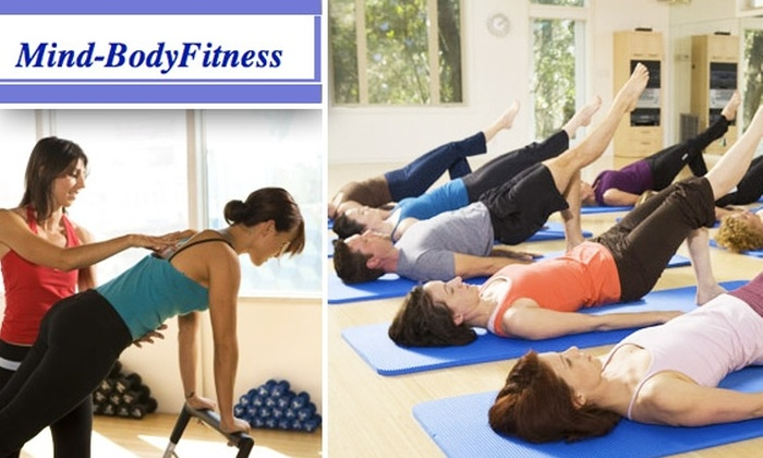 Mind-BodyFitness - Washington DC: 64% Off Choice of Three Unique Pilates Packages at Mind-BodyFitness