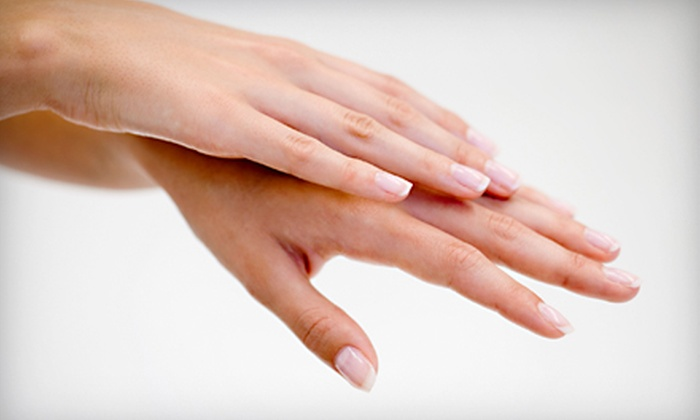 Five Star Spa & Nails - Jackson: $22 for Two Deluxe Manicures at Five Star Spa & Nails ($44 Value)