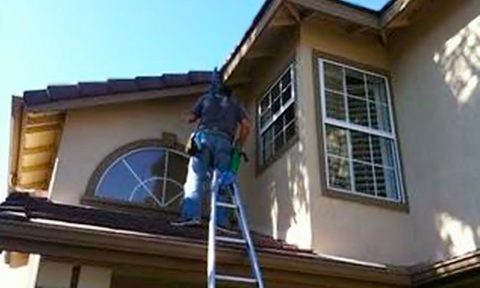 KP Window Cleaning Services - Buckman: $49 for $100 Toward Window Cleaning from KP Window Cleaning Services
