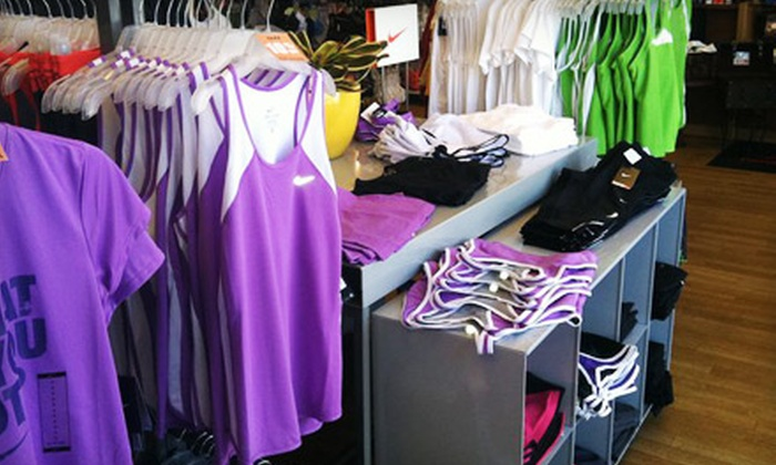 Top to Top - Santa Monica: $25 for $50 Worth of Running Shoes, Apparel, and Accessories at Top to Top in Santa Monica