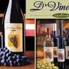 60% Off at D'Vine Wine