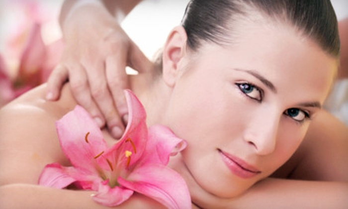 Complexions Day Spa - Gulfport: $53 for a One-Hour Massage, European Facial with Lactic Acid Resurfacer, and Organic Lemon Manicure at Complexions Day Spa ($335 Value)