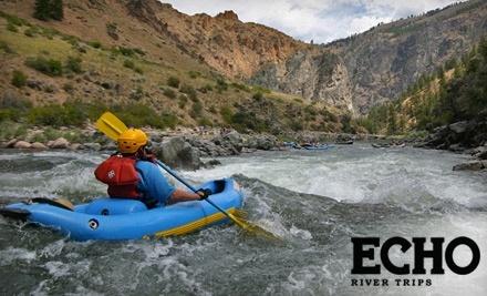 Echo River Trips - Echo River Trips in Merlin