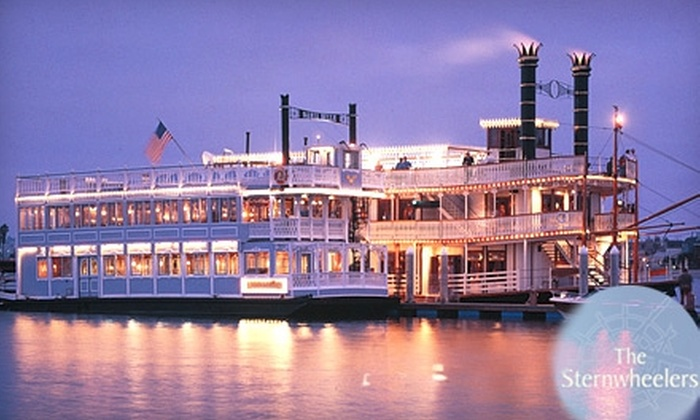 Bahia Resort Hotel - Mission Beach: $5 Ticket to Board a Bahia Belle Boat Cruise ($10 Value)