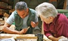 Calvo Studio - East Gloucester: Introductory Woodcarving Seminar for One or Two at Calvo Studio in Gloucester (Up to 66% Off)