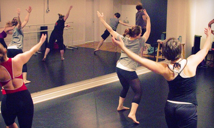 NorthSide Dance Theater - Rogers Park: 5 or 10 Adult Dance Classes or Seven-Week Youth Dance Course at NorthSide Dance Theater (Up to 64% Off)