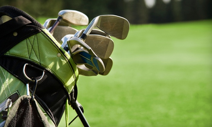 Western Turnpike Golf Course - Guilderland: Golf Outing for One or Four at Western Turnpike Golf Course in Guilderland (Up to 57% Off)