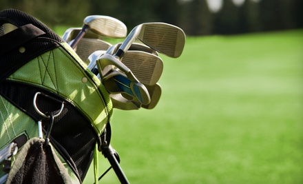 Golf Outing for One - Western Turnpike Golf Course in Guilderland
