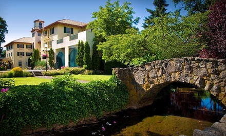 2-Night Stay for Two in a River-View Room, Valid Sunday-Friday - Columbia Gorge Hotel in Hood River