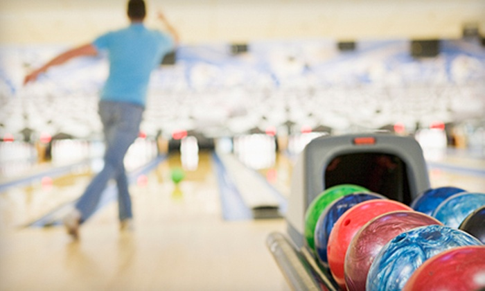 Freedom Lanes - Marlow: $25 for a Family Bowling Night for Four at Freedom Lanes in Duncan
