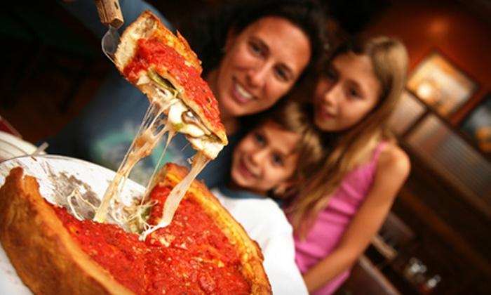 L'italiano's Chicago Pizzeria & Italian Ristorante - Kissimmee: Italian Fare at L'italiano's Chicago Pizzeria & Italian Ristorante in Kissimmee (Up to 60% Off). Three Options Available.