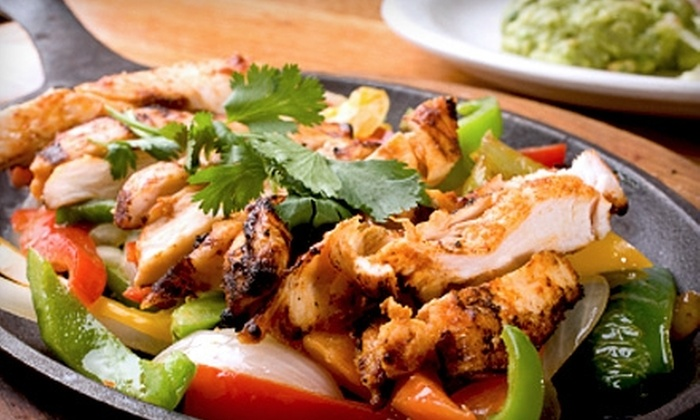 OK Patron Fajita Bar - Perrysburg: $10 for $20 Worth of Mexican Fare and Drinks at OK Patron Fajita Bar in Perrysburg
