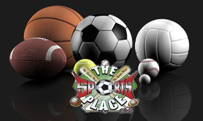 The Sports Place - Orangetown: $24 for $50 Worth of Fun Family Activities, Games, and More at The Sports Place