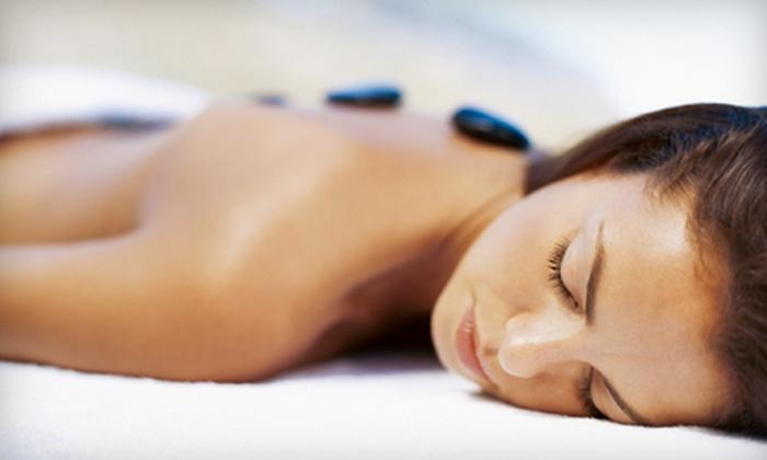Ma'ati Spa - Ma'ati Spa: Massage with Wine and Aromatherapy or Hot-Stone Massage and Facial at Ma'ati Spa in Winston-Salem (Up to 57% Off)
