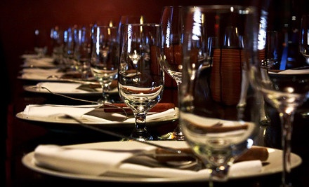 Wine-Tasting and Dinner Package for 2 on Sat., Jan. 28 (a $115 value) - Samba Brazilian Grill in Madison