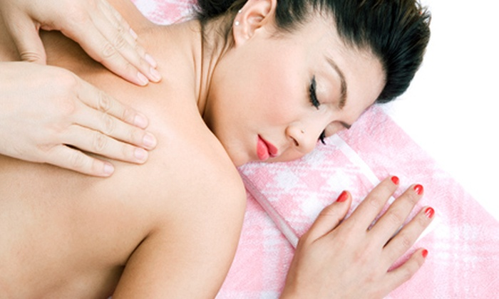 Customized Massage Therapy - Central Los Altos: $79 for Three Massages at Customized Massage Therapy in Los Altos ($177 Value)