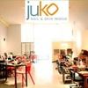 Get 2 Mani-Pedis For 44% Off at Juko // 2 Mani-Pedis For 44% Off at Juko