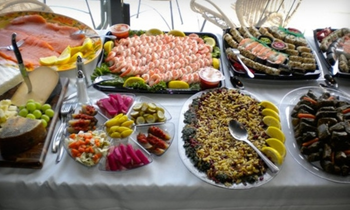 Mijana and Hookah Mania - Tempe: $20 for $40 Worth of Authentic Lebanese Fare and Hookah at Mijana and Hoookahmania in Tempe