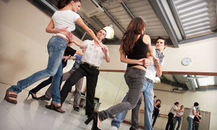 Dare to Dance - Blue Ash: $49 for Two Private Lessons, One Group Lesson & One Party at Dare to Dance in Blue Ash ($190 Value)