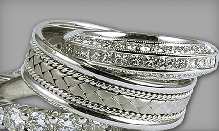 Vincent Anthony Jewelers - Sun Meadow: Fine Jewelry at Vincent Anthony Jewelers. Three Options Available.