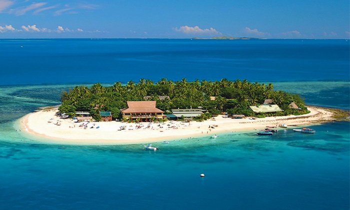 Beachcomber Island Resort Fiji Groupon