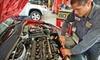 Precision Tune Auto Care - Multiple Locations: $18 for Premium Plus Oil Change, Tire Rotation, and Brake Inspection at Precision Tune Auto Care in Sunnyvale ($64.95 Value)