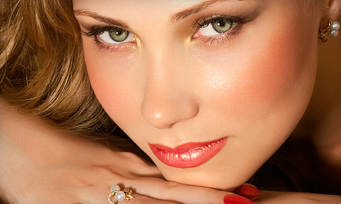 Tru Beauty - Oak Park: Special-Occasion Makeovers at Tru Beauty (Up to 54% Off). Four Options Available.